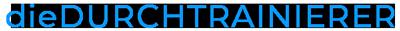 Die Durchtrainierer Logo